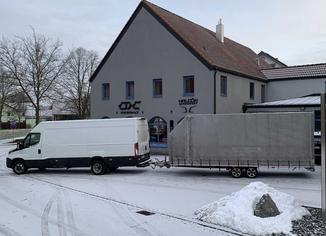 hol und bring service